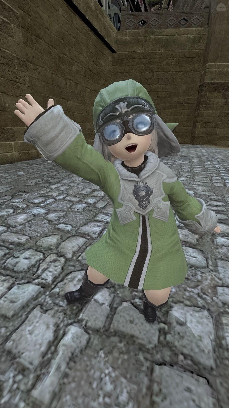 雨蛙コート