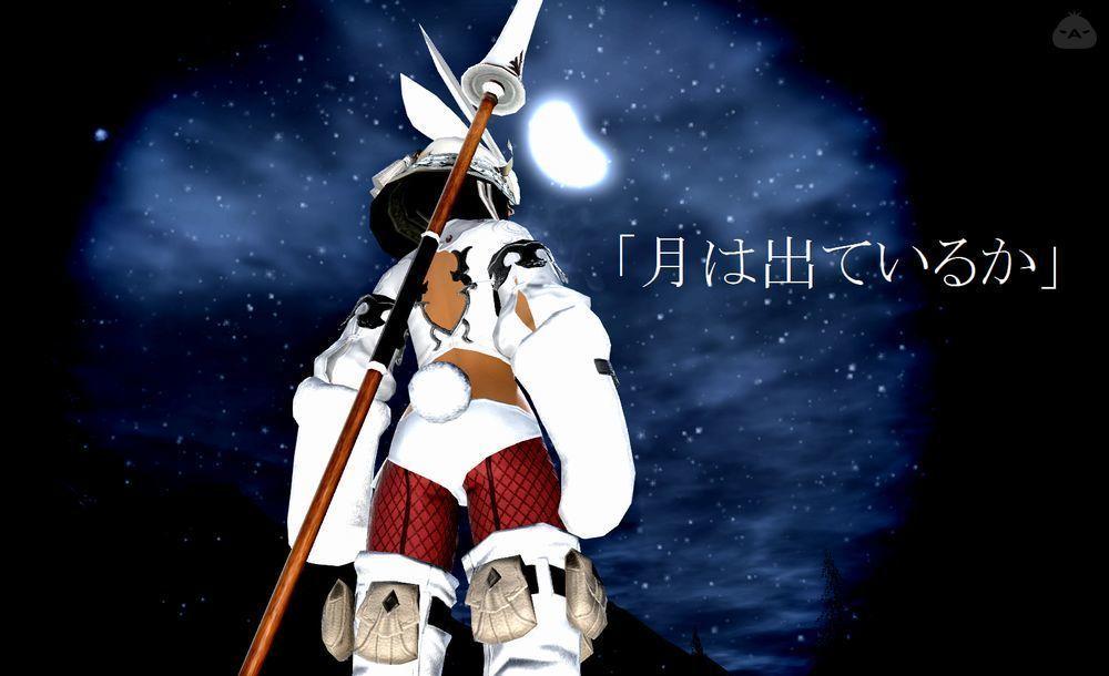 竜騎士?いいえ、兎騎士です。