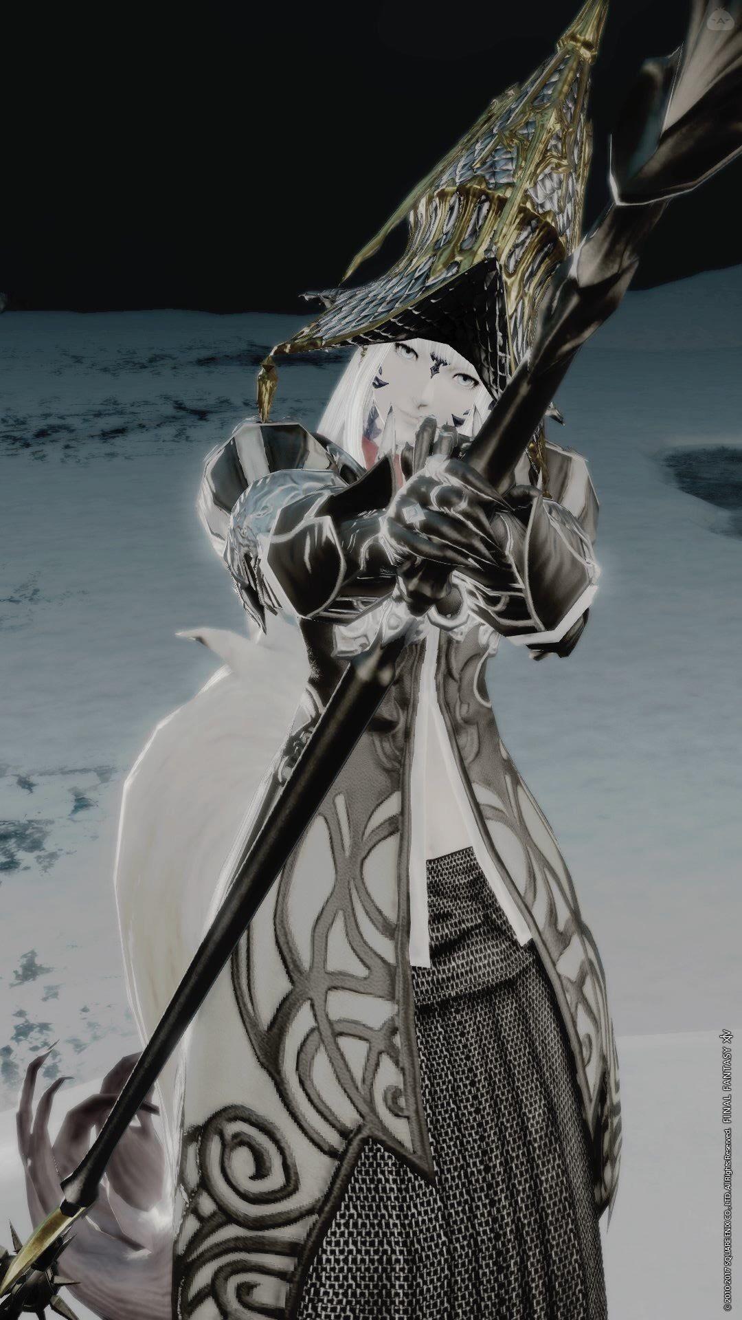 白銀の魔女