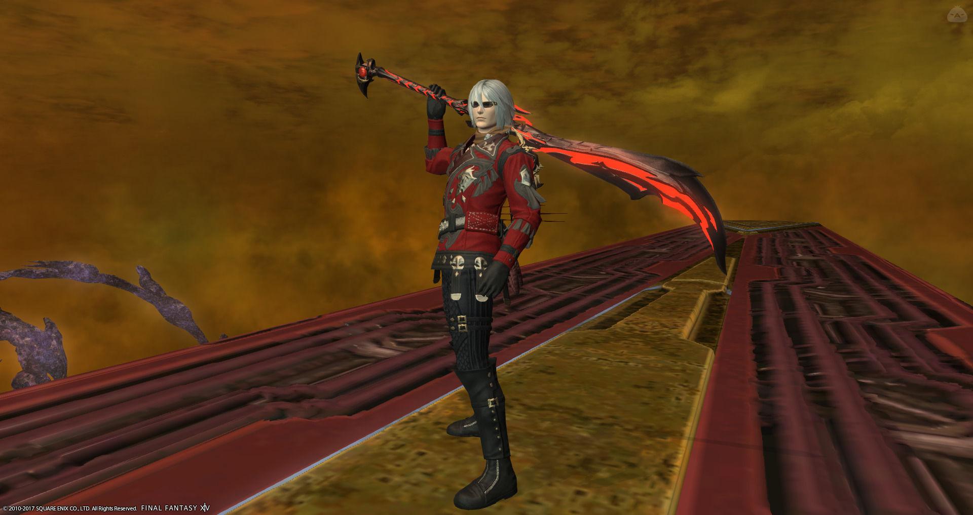 ハイカラ暗黒騎士