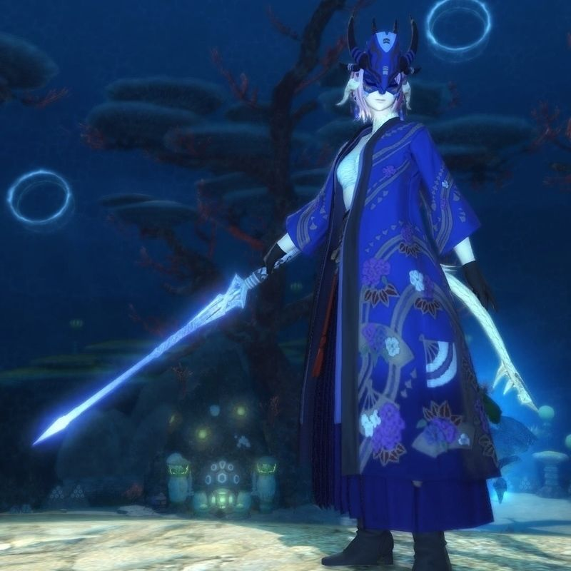 青龍の魔法剣士