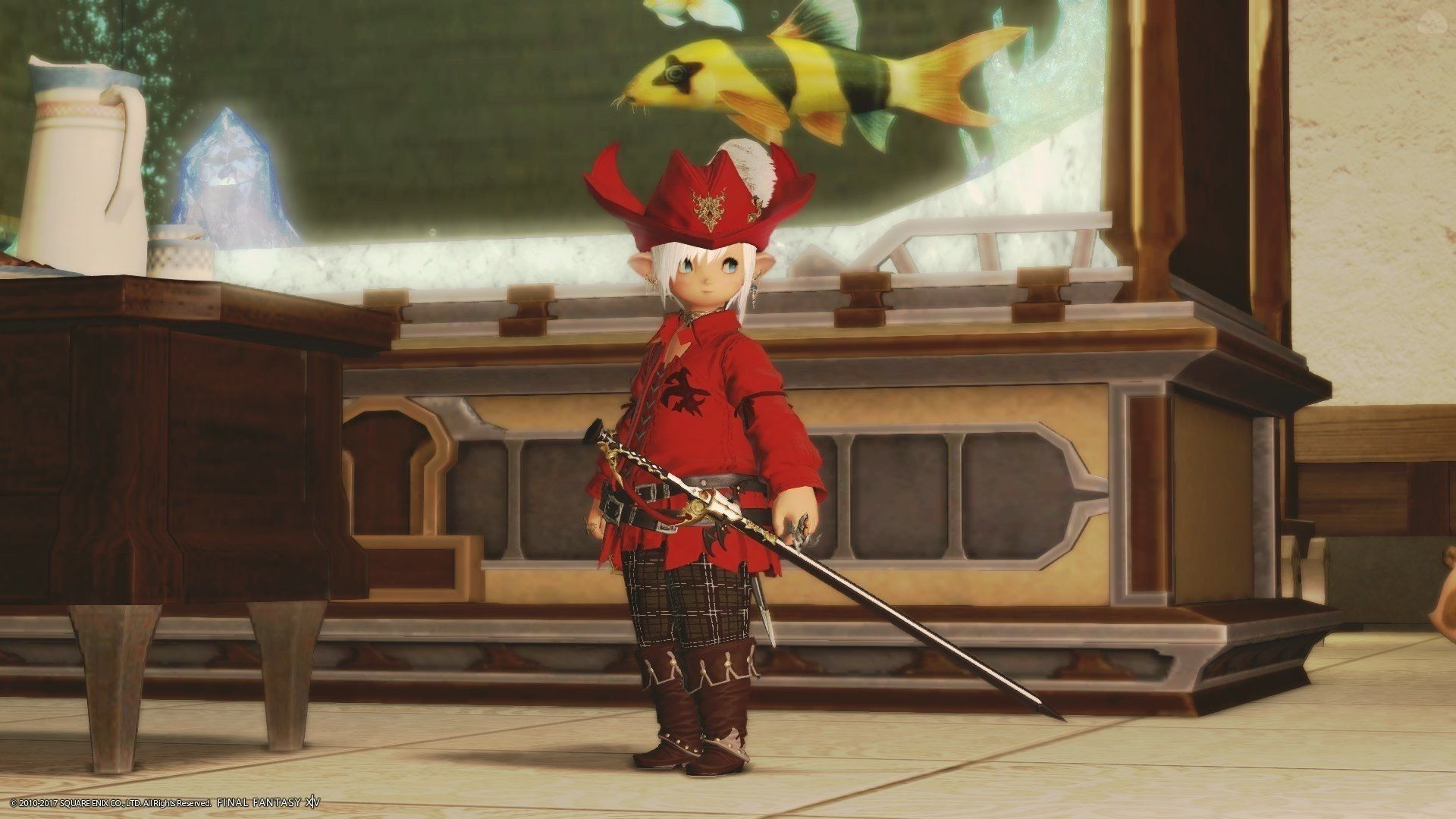 Rock Red Mage