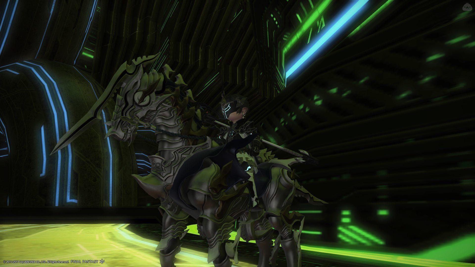 サイボーグ竜騎士、出陣