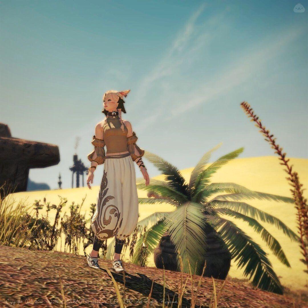 砂漠のお姫さま