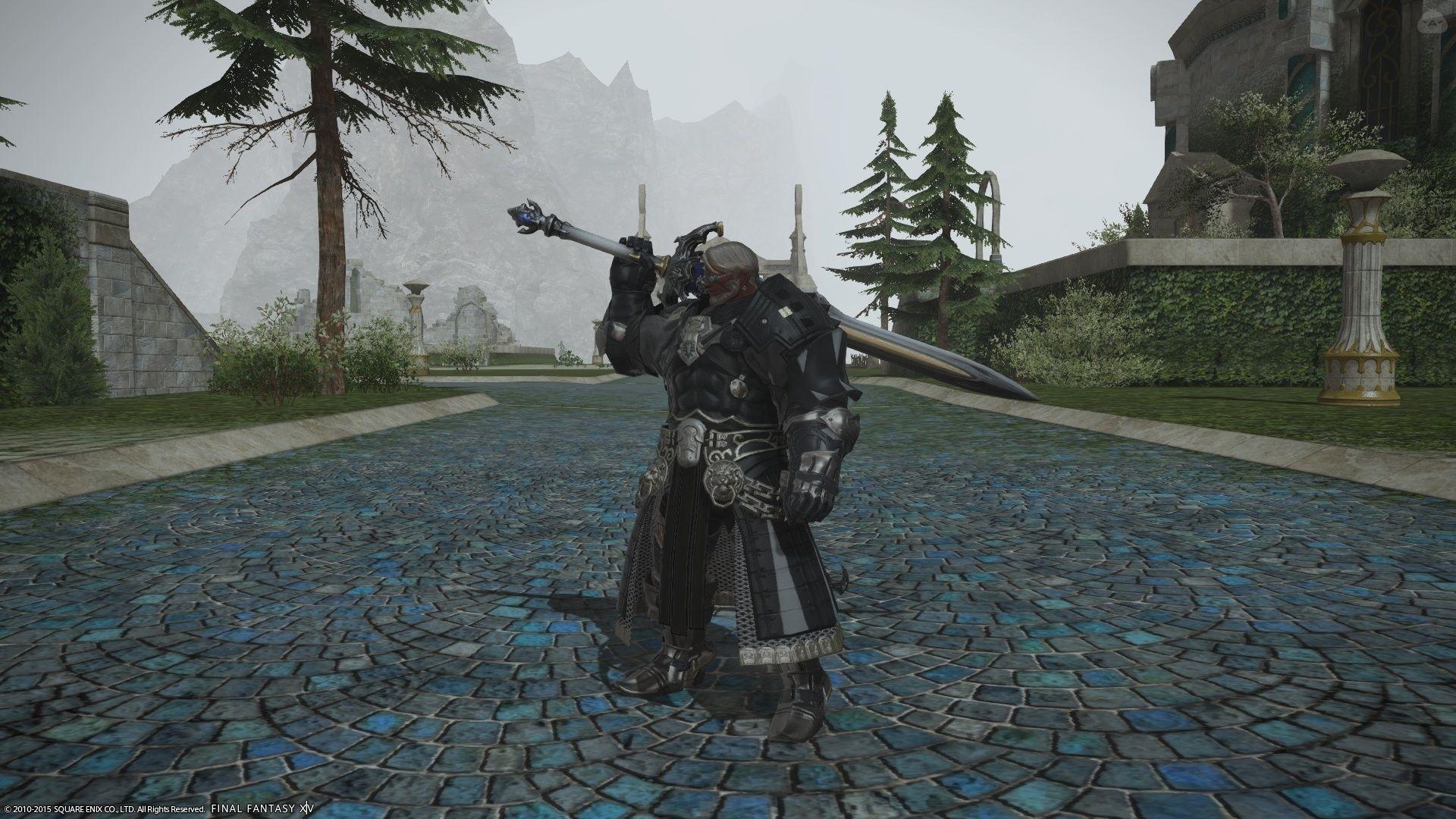 暗黒騎士ミラプリ