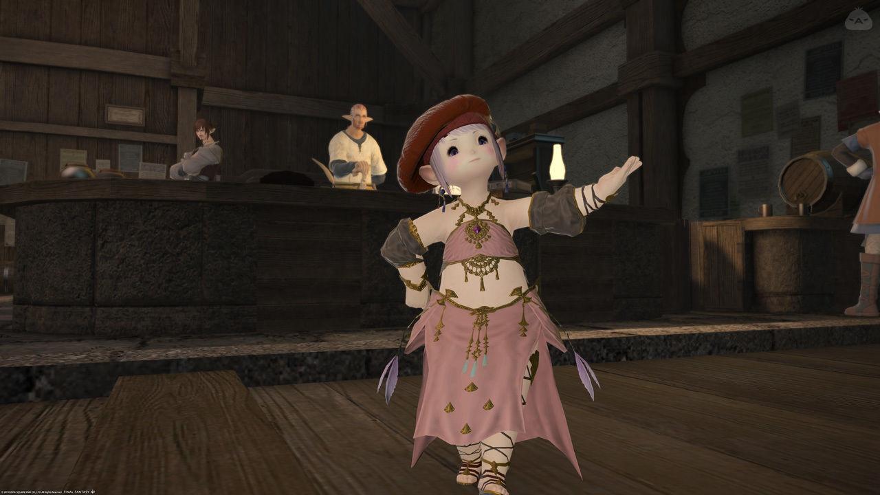 踊り子タタルさん