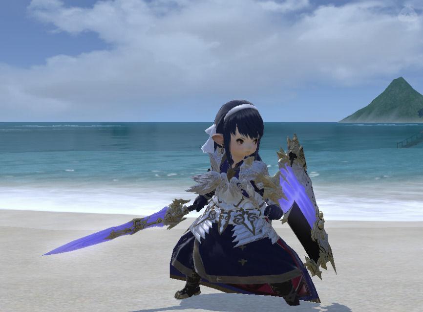 蒼の姫騎士