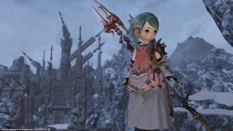 姫騎士チックりゅーちゃま