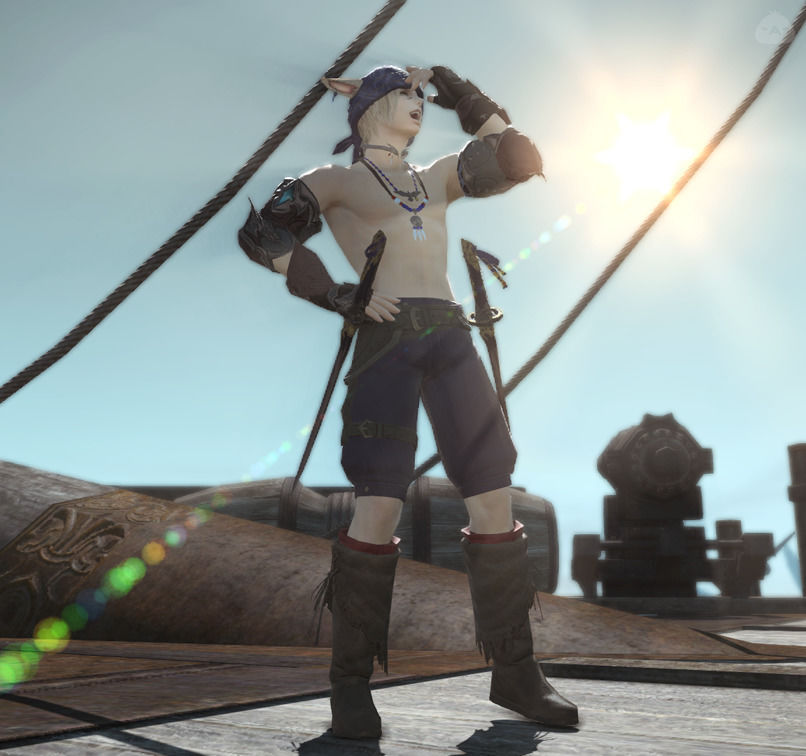 したっぱ海賊くん