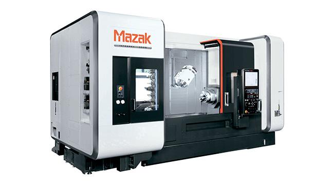 5軸加工機ヤマザキマザックINTEGREX i-400S