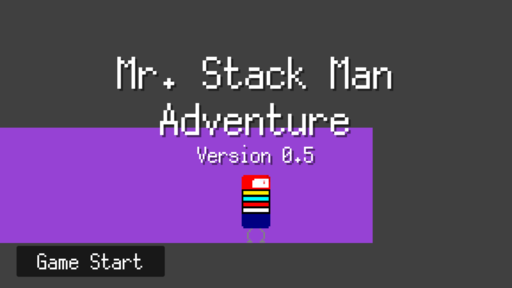Mr. Stack Man