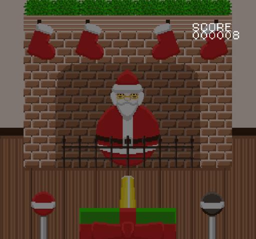サンタを出迎えよう