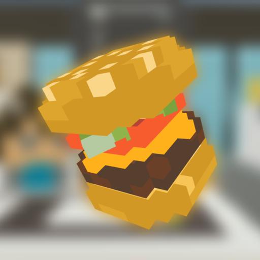 空気の読めるハンバーガーショップ