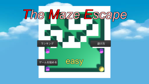The Maze Escape