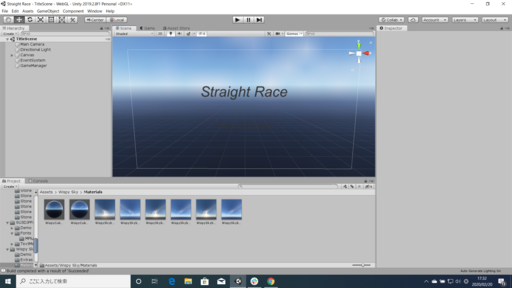 Straight Race2