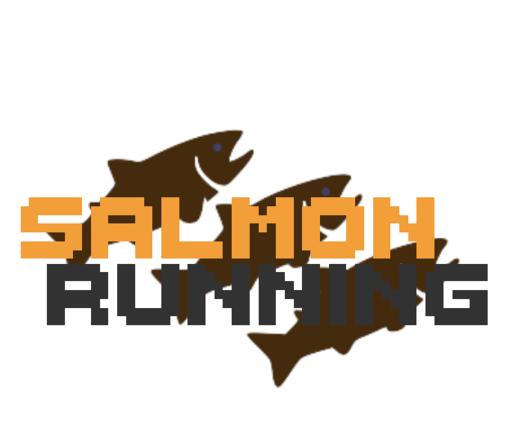 SalmonRunning-鮭の遡上