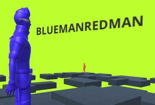BLUEMAN&REDMAN