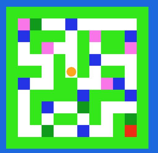 迷路からの脱出ゲーム