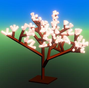 木の自由研究