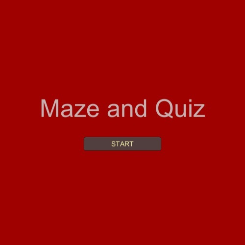 Maze and Quiz