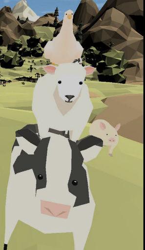 COWCOWの村~牛さんたちを救出せよ~