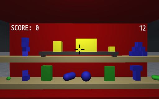 物理演算射的