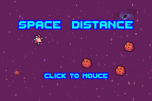 space distance