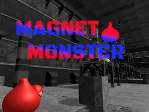 MAGNET MONSTER