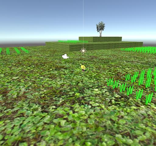 草刈りゲーム