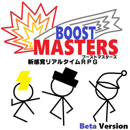 BOOST MASTERS ブーストマスターズ Beta Version