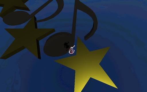 アクワイアちゃんと音楽