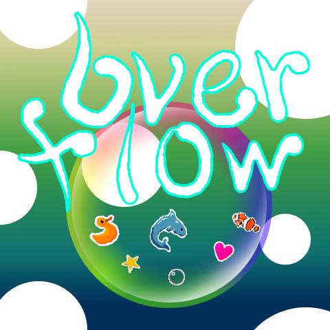 オンライン対戦パズル「Overflow」
