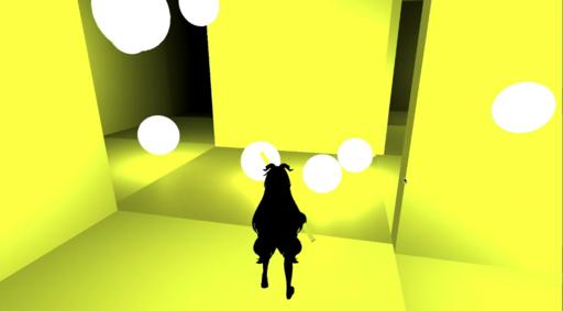 闇の迷路を照らせ -LightBall-