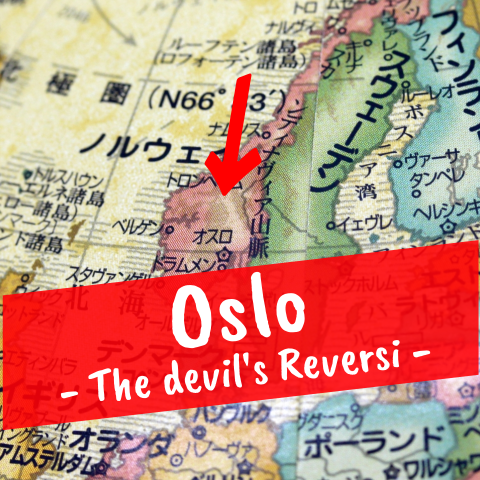Oslo -The Devil's Reversi for Unity 1Week-