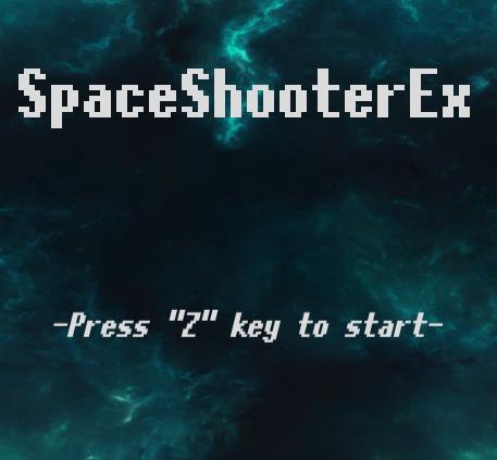 SpaceShooterEx