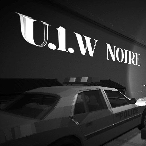 U.1.W Noire - ゲームクリエイター殺人事件 -