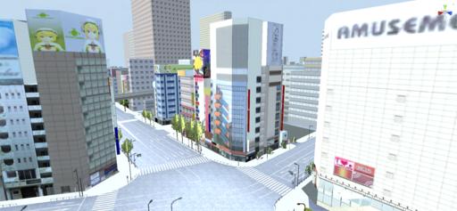 街で3Dシューティング!? FPS next