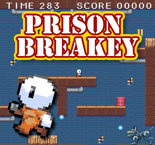 PRISON BREAKEY(プリズンブレイキー)