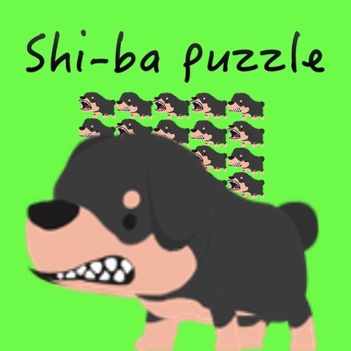 Shi-ba puzzle