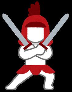 剣士の決闘
