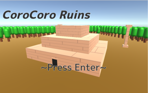 CoroCoro Ruins