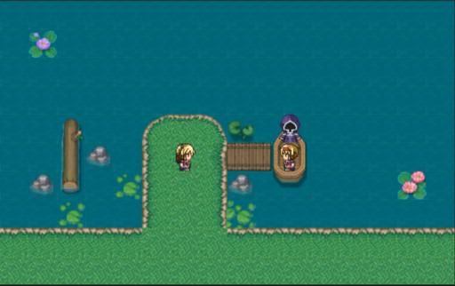 カロンの渡し舟