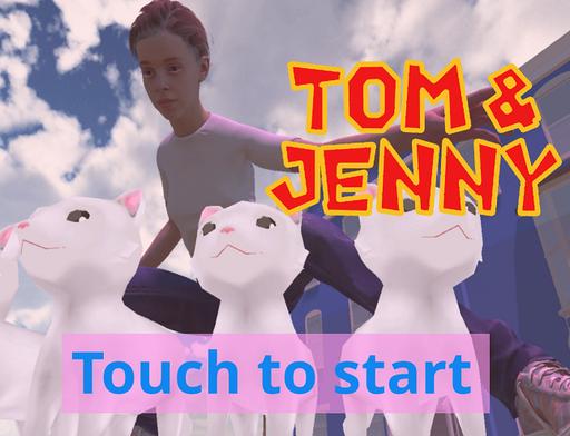 トム&ジェニー