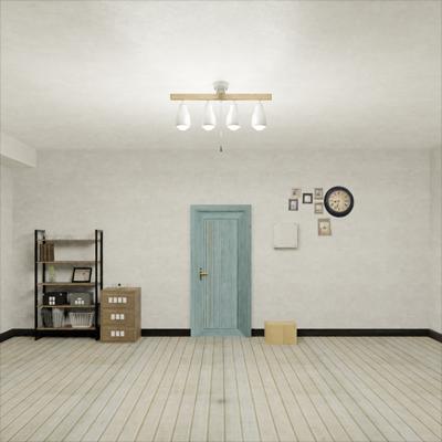 IK○A家具っぽい家具で統一された家からの脱出