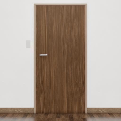 【脱出】10万回ノックすると開くドア