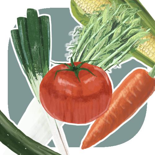 野菜クリッカー