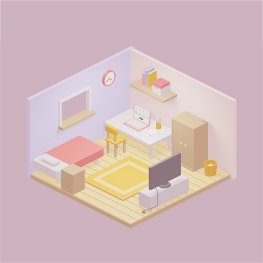 Escape From The Isometric Room