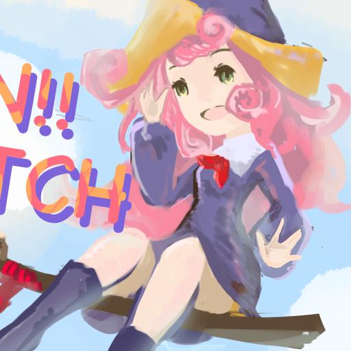 BLOWN!! WITCH