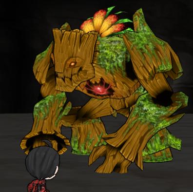 Boss戦ー洞窟の主