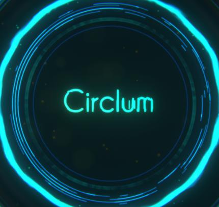 『Circlum』新感覚リズムゲーム